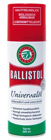 Ballistol Universalöl Spray 200 ml
