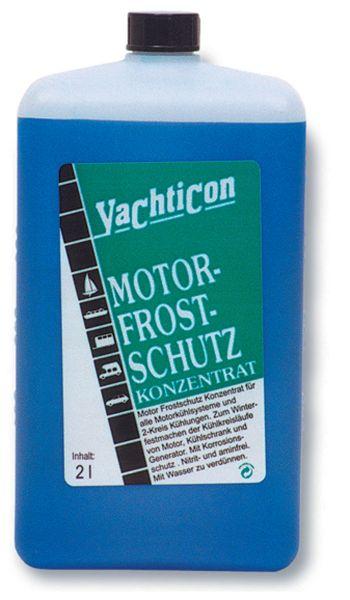 Yachticon Motor Frostschutz
