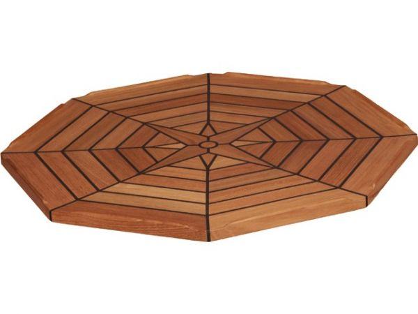 Talamex Tischplatte achteckig