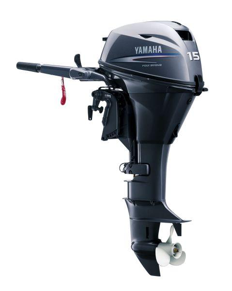 Yamaha F 15 & F 20 PS