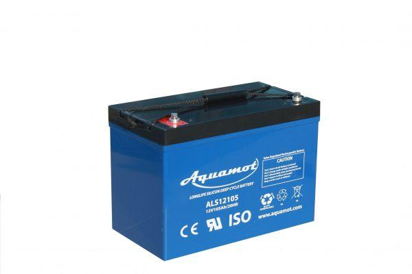 Aquamot Longlife Deep-Cycle Batterie