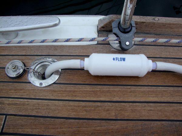Yachticon Wasserfilter