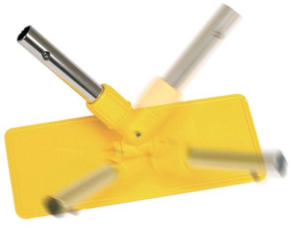 Passender Adapter für Schrupperpads auf den Swobbit-Stiel