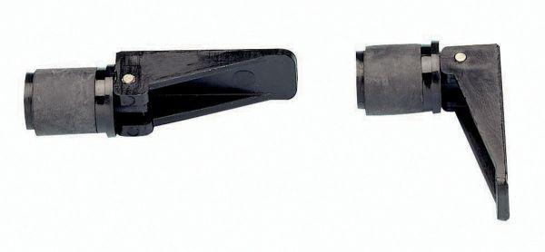Lenzstoppel mit Bajonettverschluss