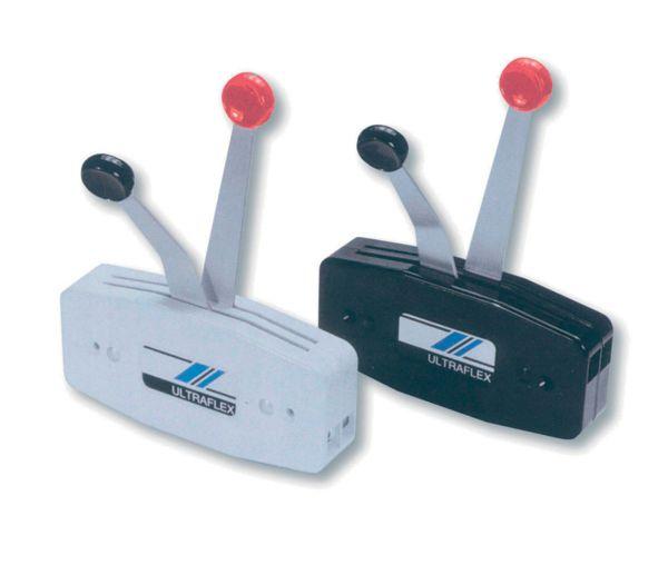 Uflex Doppelhebel Schaltbox