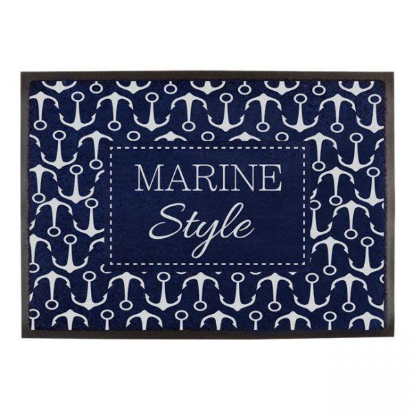 Fußmatte Marine Style