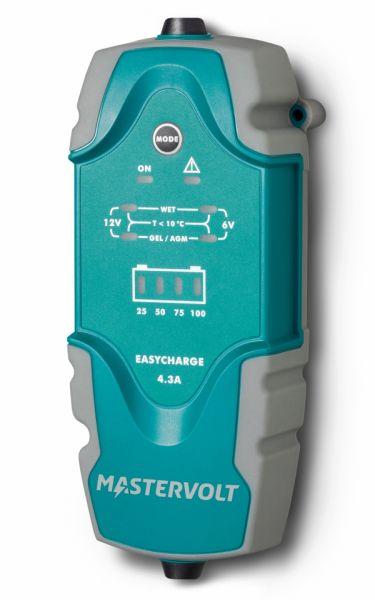 Mastervolt Easy Charge 4,3 A 6V/12V