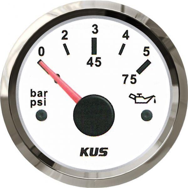 KUS Öldruckanzeige 0-5 bar