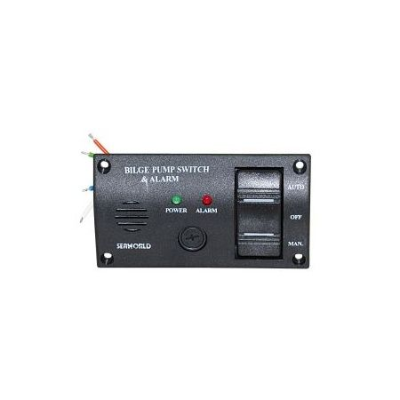 Bilgepumpenschalter mit Alarm