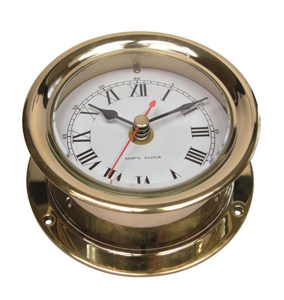 Uhr in Bullaugen-Optik