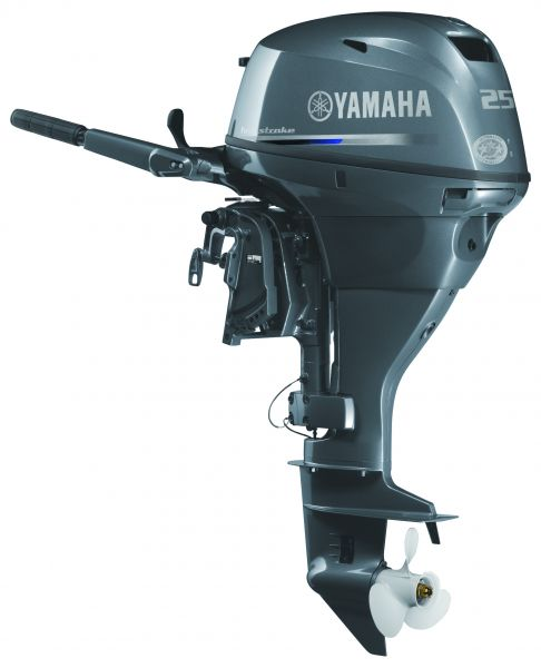 Yamaha F 25 PS