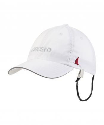 Musto Fast Dry Crew Cap weiß
