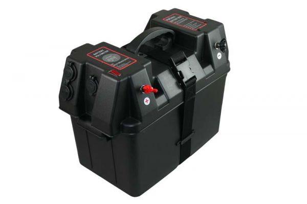Mobile Power Center für Batterien bis 80 Amp